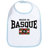 Made In Basque Bib