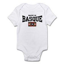 Made In Basque Infant Bodysuit
