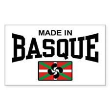 Made In Basque Decal