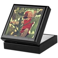 Smith's Jack & Beanstalk Keepsake Box
