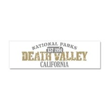 Death Valley National Park CA Car Magnet 10 x 3