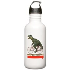Respect Cycling Tyrannosaurus Sports Water Bottle