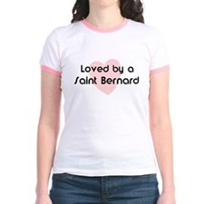 Loved by a Saint Bernard T