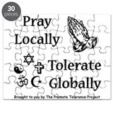 Pray & Tolerate Puzzle