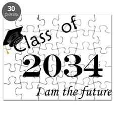 Born in 2012/Class of 2034 Puzzle