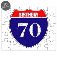 70th Birthday! Puzzle
