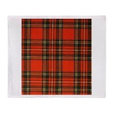 Tartan Pride Throw Blanket