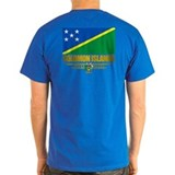 &amp;quot;Solomon Islands Flag&amp;quot; T-Shirt