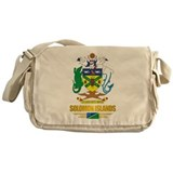 """Solomon Islands COA"" Messenger Bag"