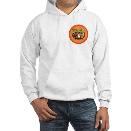 AAA Squirrel - Hooded Sweatshirt