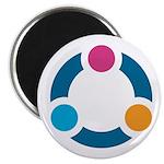"2.25"" Eden II Logo Magnet (100 pack)"