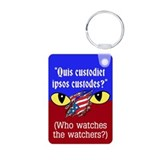 Who watches Keychains