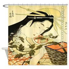 Tsukioka Shower Curtain