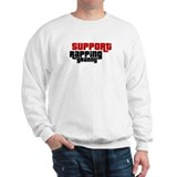 Support Rapping Granny Sweatshirt