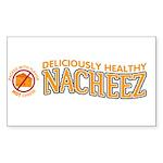 Nacheez Sticker (Rectangle 10 pk)