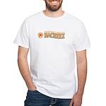 Nacheez White T-Shirt