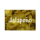 Cool Jalapeno Rectangle Magnet (100 pack)