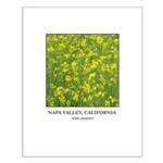 Wine Country Posters - Napa Valley 3, Mustard