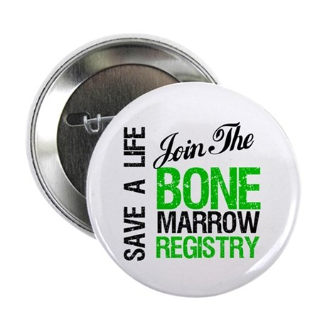"Join The Bone Marrow Registry 2.25"" Button (100 pa"
