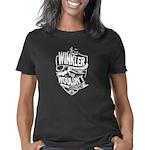 Peacekeeper Propaganda Organic Men's T-Shirt (dark