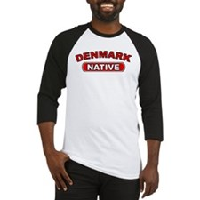 Denmark Native Baseball Jersey