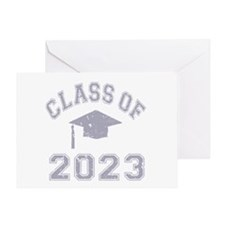 Class Of 2023 Graduation Greeting Card