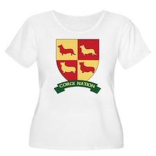 Unique Corgi dogs T-Shirt