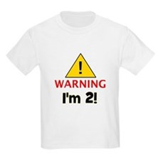 warningim2 T-Shirt