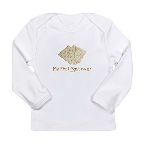 My First Passover Long Sleeve Infant T-Shirt