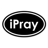 iPray (Oval 10 pk)
