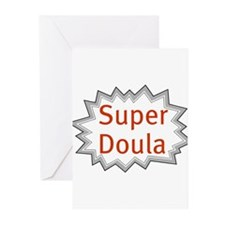 Super Doula Greeting Cards (Pk of 10)