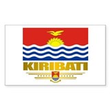 """kiribati Flag"" Decal"