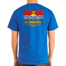 """kiribati Flag"" T-Shirt"