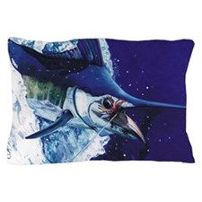 Manny Marlin Pillow Case