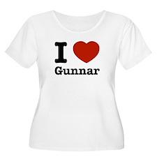 I love Gunnar T-Shirt
