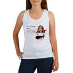Asma al Assad - Let them eat Women's Tank Top