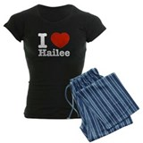 I love Hailee pajamas
