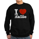 I love Hallie Jumper Sweater