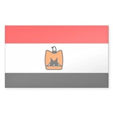 Egypt Rectangle Decal