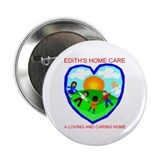 "Edith's Home Care 2.25"" Button (100 pack)"