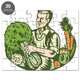 Organic Farmer Puzzle