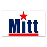 "Mitt Romney ""Mitt"" - Decal"