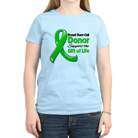 Proud SCT Donor Women's Light T-Shirt