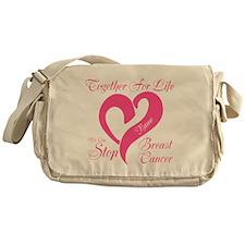 Personalize Front Messenger Bag