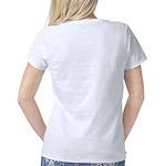 Proud BMT Donor Women's Raglan Hoodie