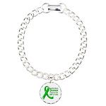 Proud BMT Donor Charm Bracelet, One Charm