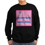 The Easter Bunny Sweatshirt (dark)