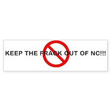 Cute Nc Bumper Sticker