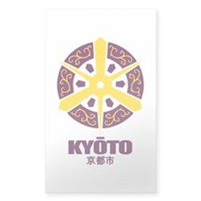 """""""Kyoto"""" Decal"""