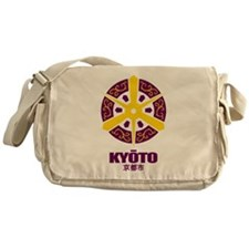 """Kyoto"" Messenger Bag"